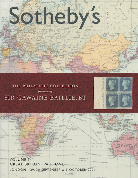 Why collect stamp auction catalogues? - All About Stamps