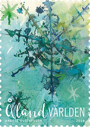 2019 Christmas Stamps.Aland First With 2019 Festive Stamps All About Stamps