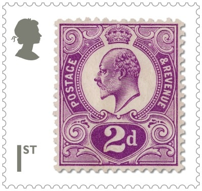 Royal Mail Stamps 2019