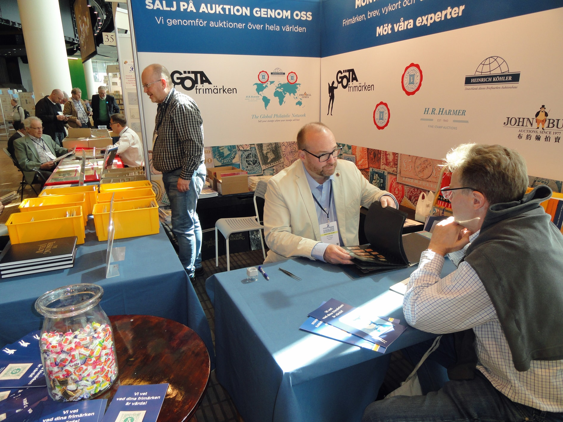 Stockholmia 2019: A royal treat for stamp collectors - All