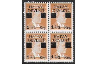 Hatay stamp 1939