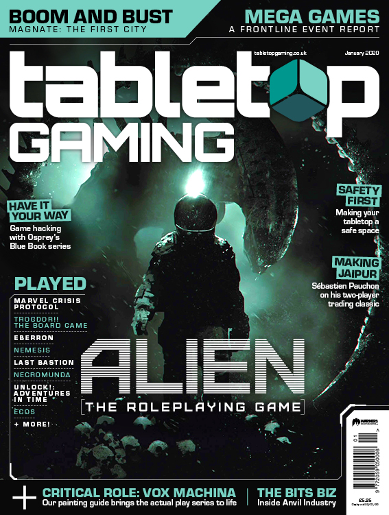 Tabletop Gaming Issue 38 -  Tabletop Gaming