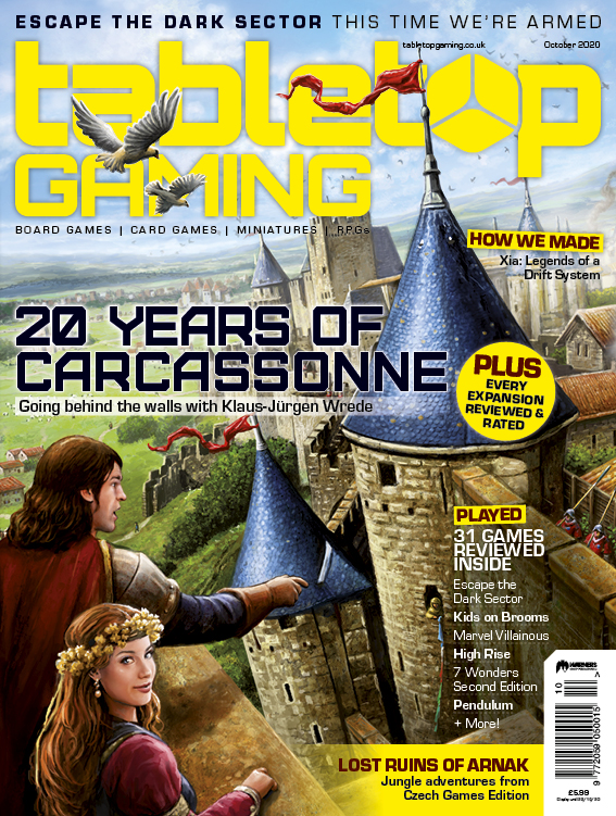 Tabletop Gaming Issue 47 -  Tabletop Gaming