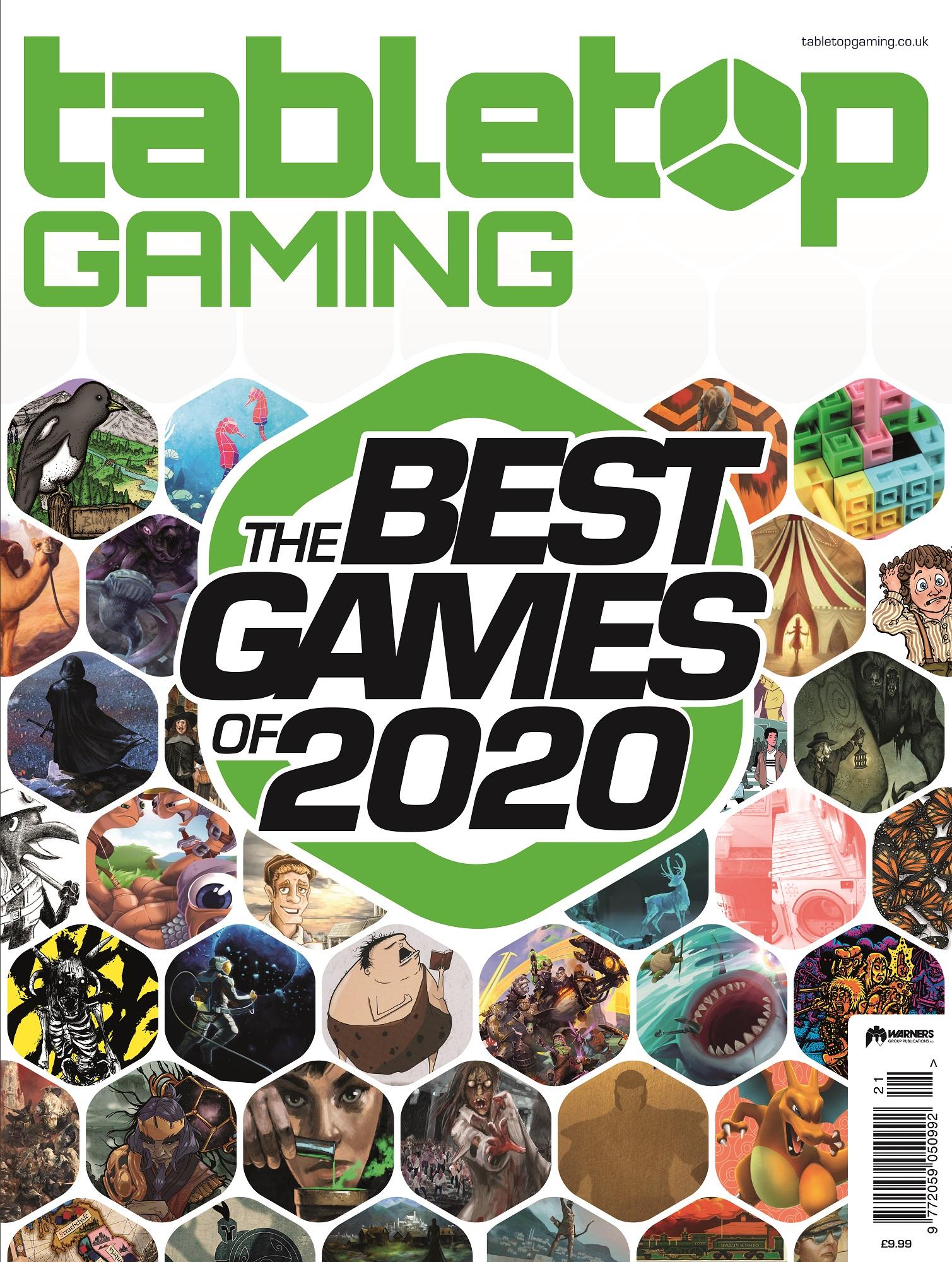 Tabletop Gaming Best Games of 2020 -  Tabletop Gaming