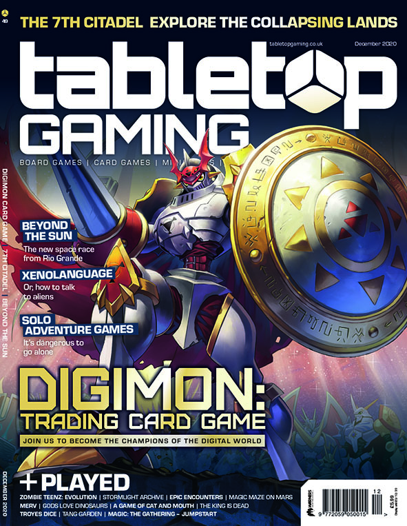 Tabletop Gaming Issue 49 -  Tabletop Gaming