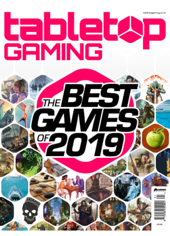 Tabletop Gaming The Best Games of 2019 - Tabletop Gaming