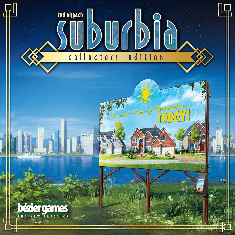 Box art for Suburbia
