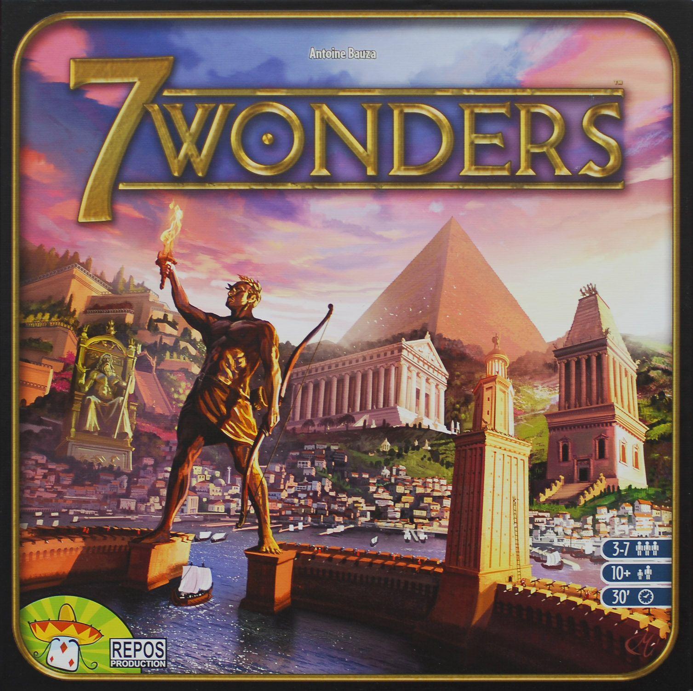 7 Wonders Box art