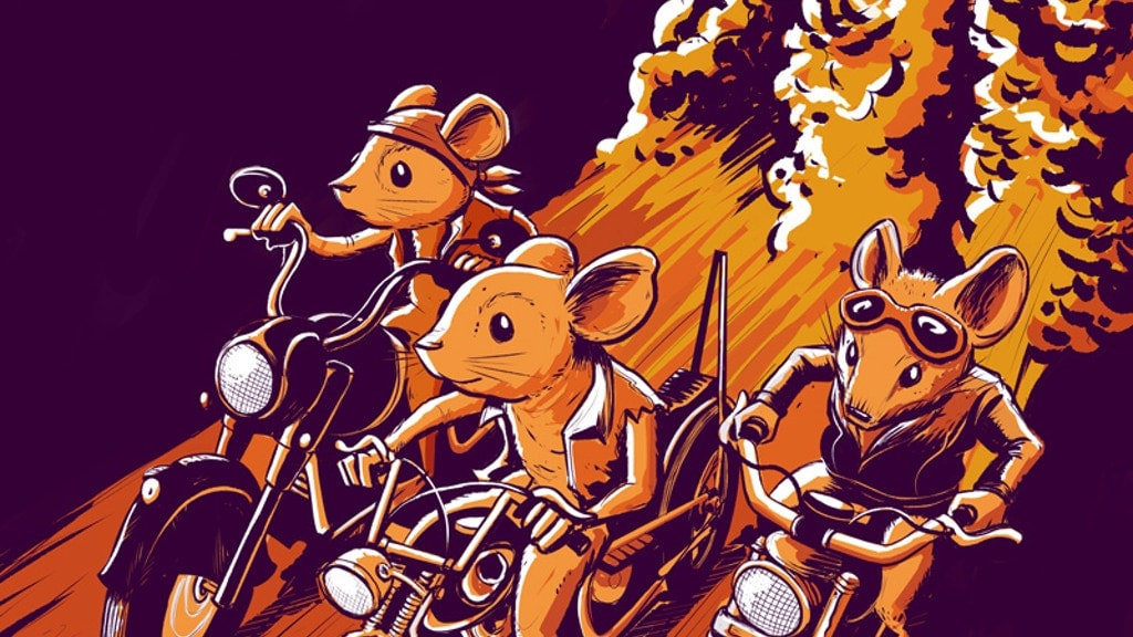 Image result for rodent gang