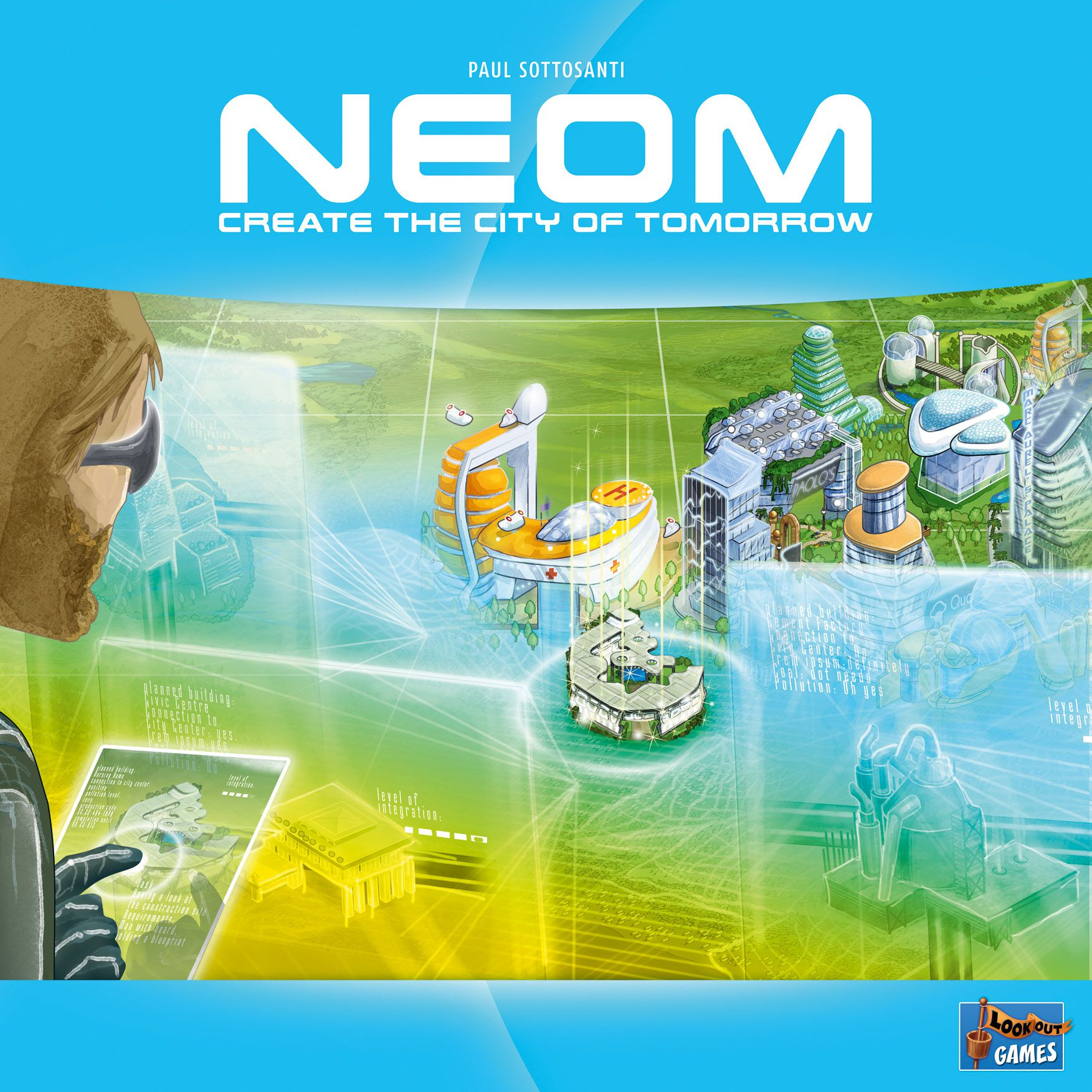 The box for Neom