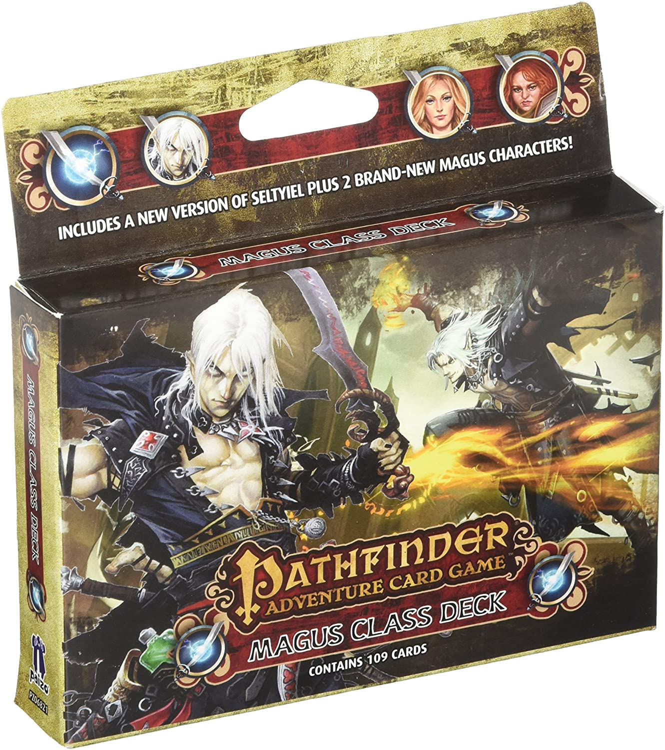 Image of Pathfinder Adventure Card Game: Magus Class Deck