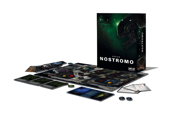 Alien Board Game Uscss Nostromo Accused Of Stealing Design Tabletop Gaming