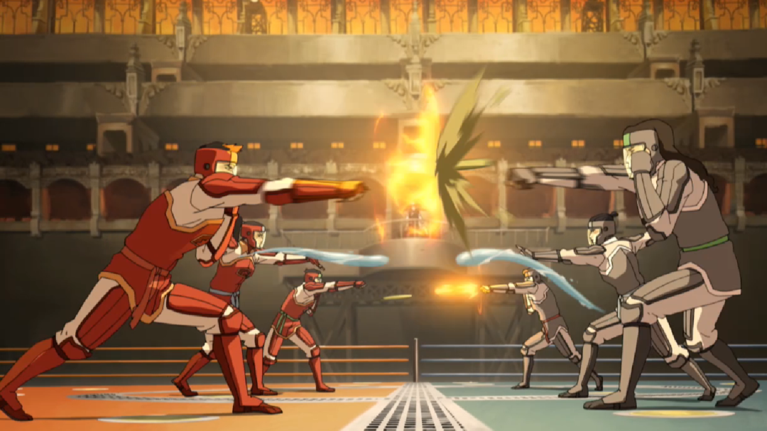 The Legend of Korra is getting a pro-bending board game - Tabletop Gaming