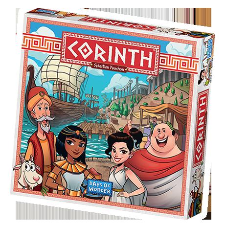Corinth Board Game