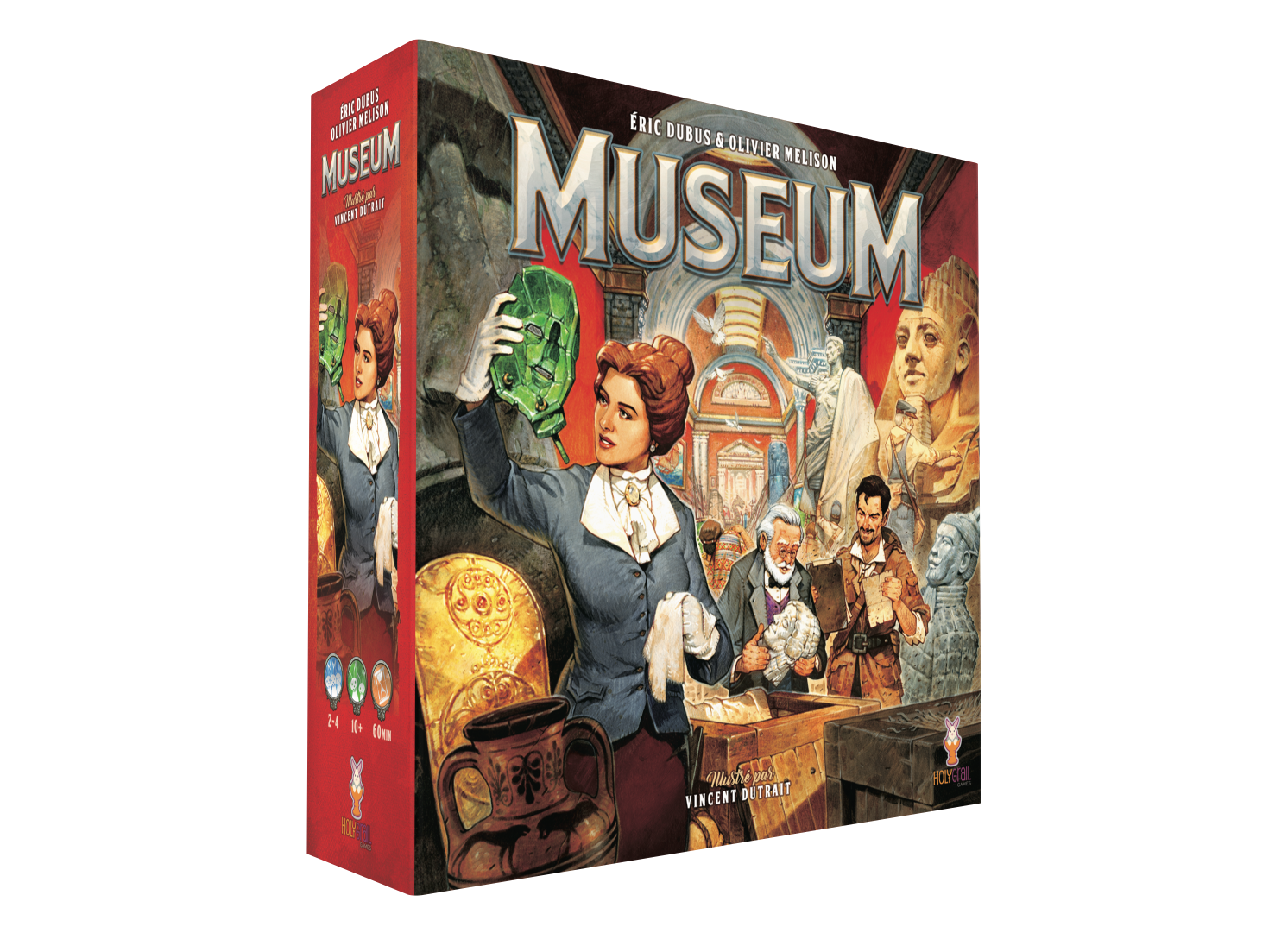 Museum Board Game