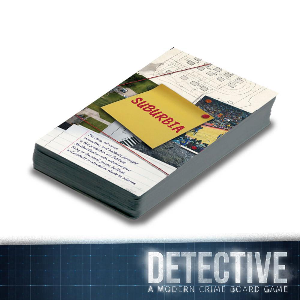 Detective: Suburbia