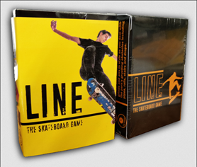 Line: The Skateboard Game