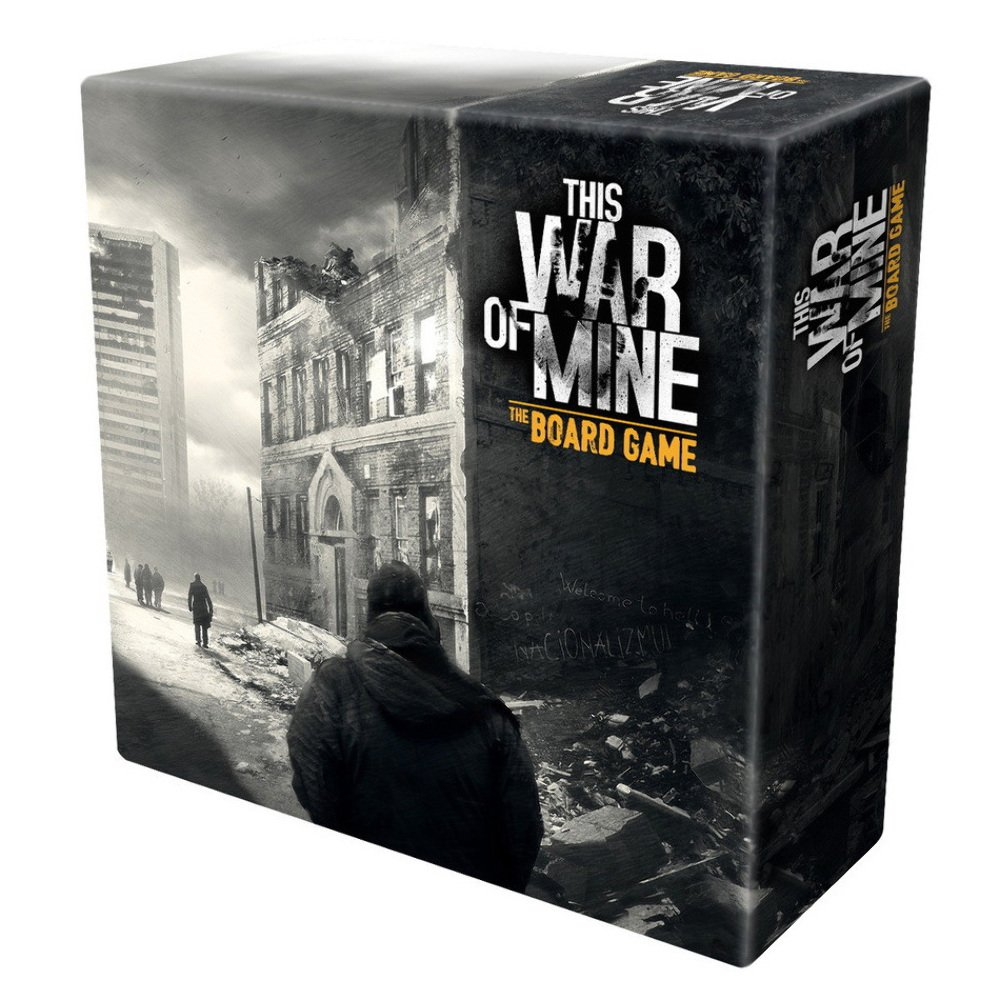 This war of mine can be all yours