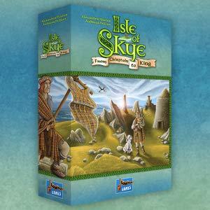 The box art for Isle of Skye