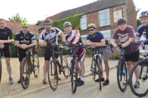 Danny Bike ride