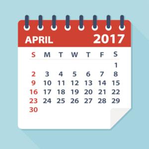 April Capacity