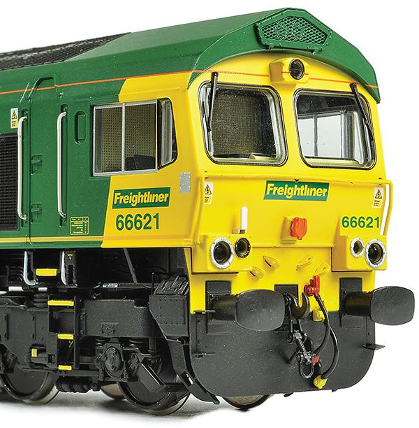 Hattons Class 66 freightliner
