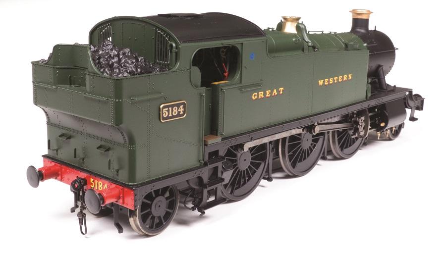 Heljan GWR 61XX Prairie 2-6-2T review
