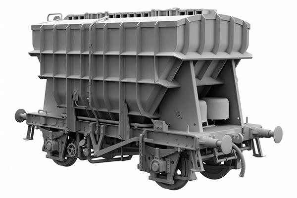 22T Presflo Ellis Clark Trains