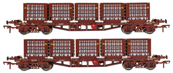 Irish railway models CIE/IR 42ft beer wagon