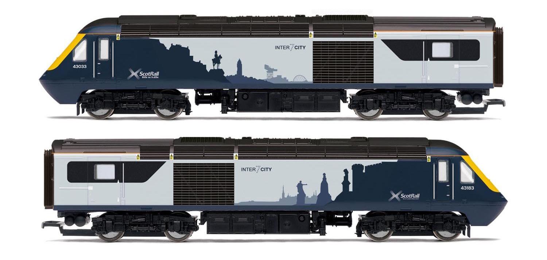 Hornby Scotrail Class 43 HST