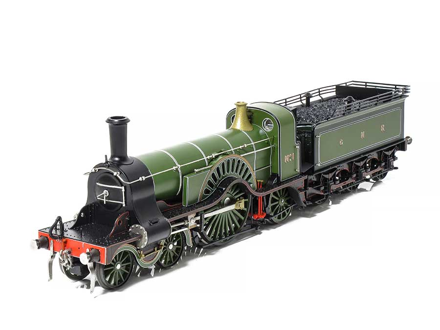 Locomotion Models Sterling Single