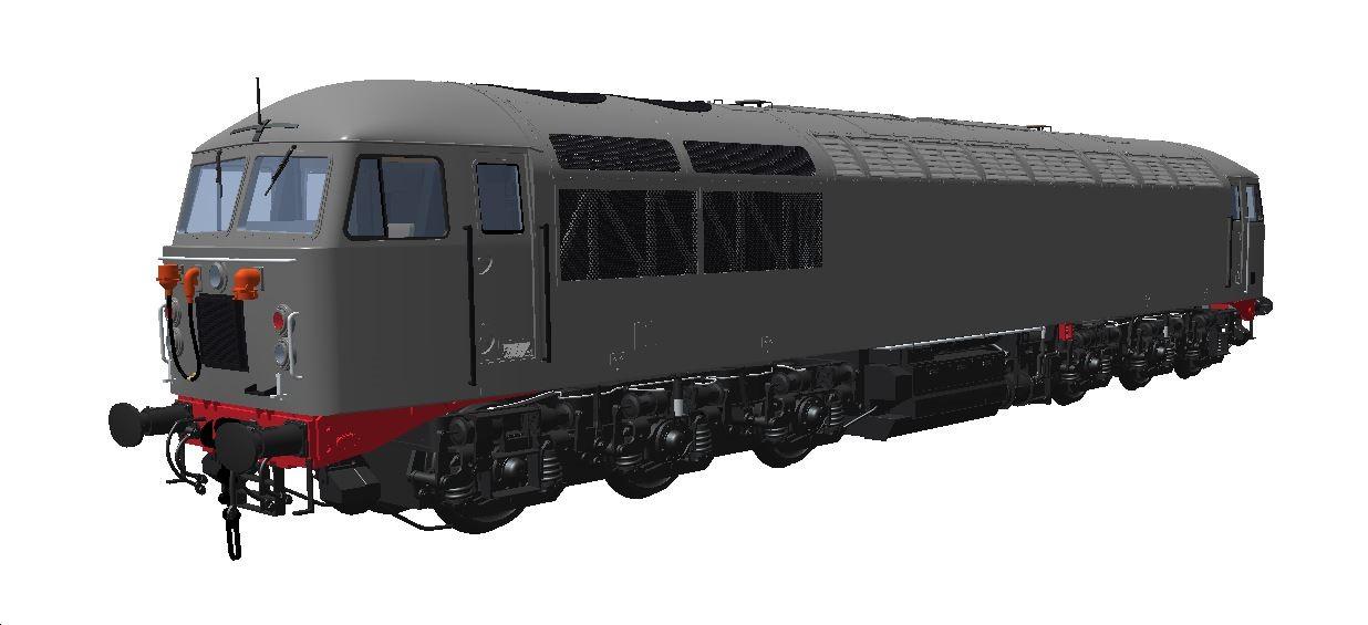 Heljan Class 56