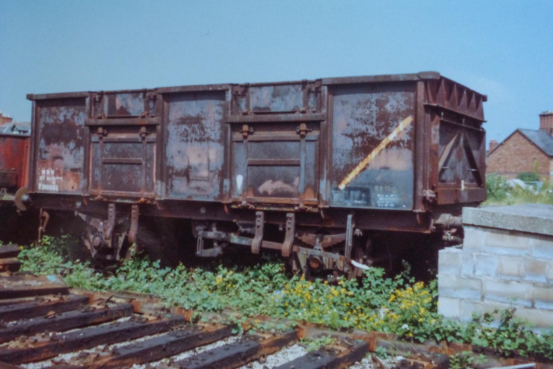BR 21T mineral wagon