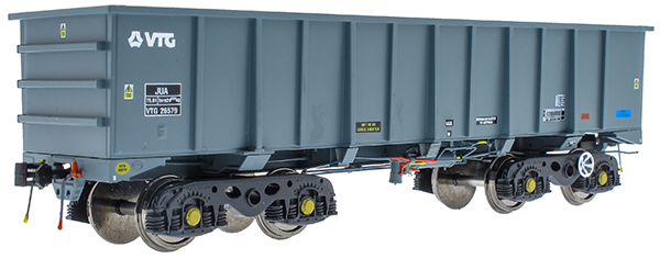Accurascale PTA/JTA/JUA wagon tippler