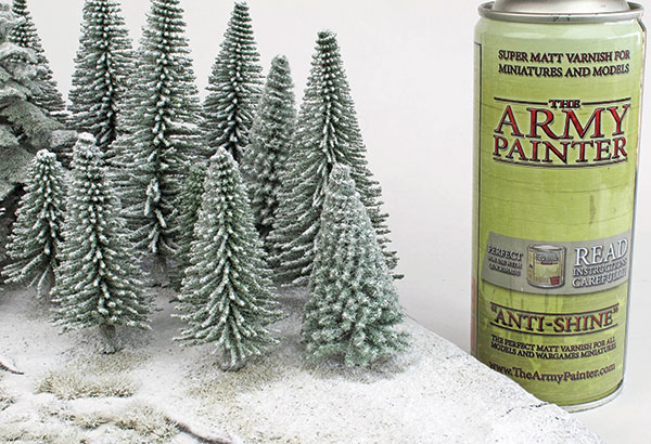 How to model winter on your model railway