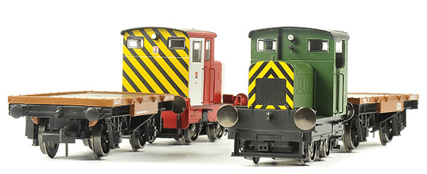 Hornby Ruston and Hornsby 48DS