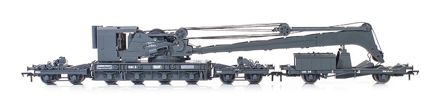 Bachmann R&R crane
