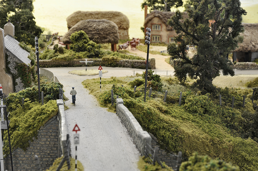Dawlish model railway GWR