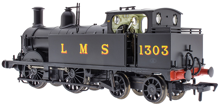 Bachmann 1532 Class Midland Railway 0-4-4T 1P