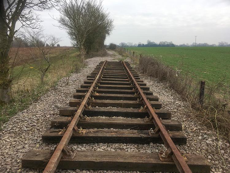 Mid suffolk light railway extension