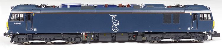 Revolution Trains Class 92