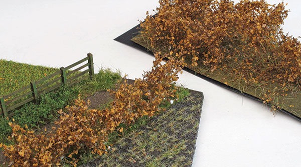Modelling Autumn on your model railway