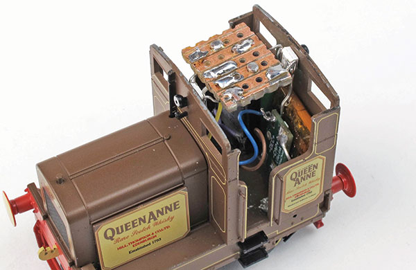 How to animate a shunter for your model railway