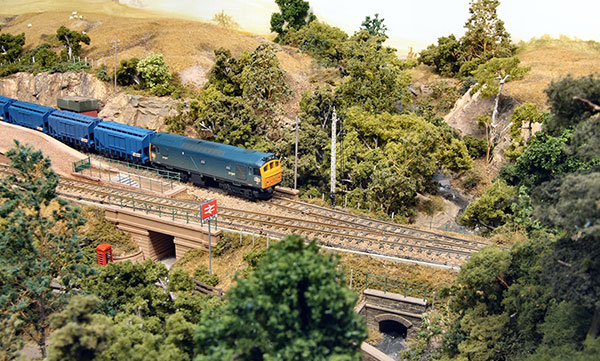 Loch Tat in N gauge