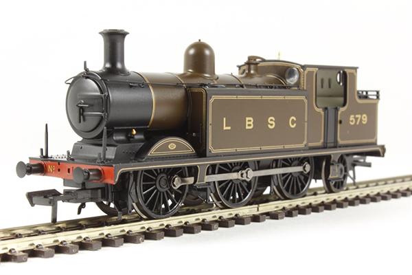 Bachmann Class E4 (35-075) No. 579 in LB&SCR umber