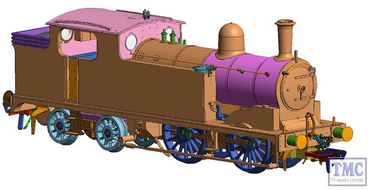 TMC LNER G5 0-4-4T