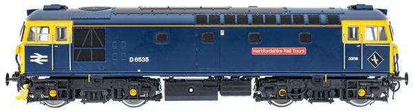 Heljan Locomotion Models Class 33