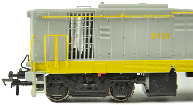 Murphy Models 121 Class Bo-Bo locomotive Irish Rail
