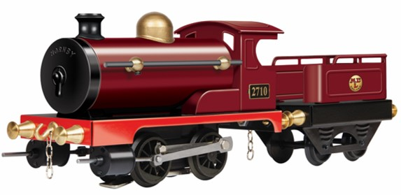 Hornby Tinplate anniversary model