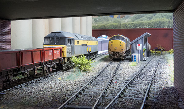 Stylson Park in OO gauge